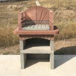 beton barbekü imalat açık barbekü